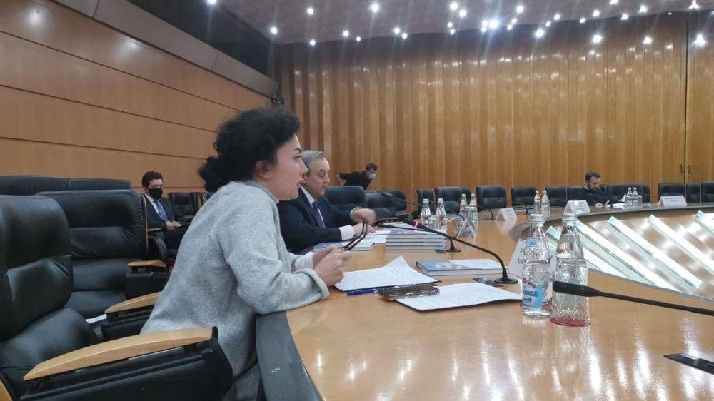 Минкульт РК: В Москве состоялось заседание круглого стола «Византийское наследие Крыма»