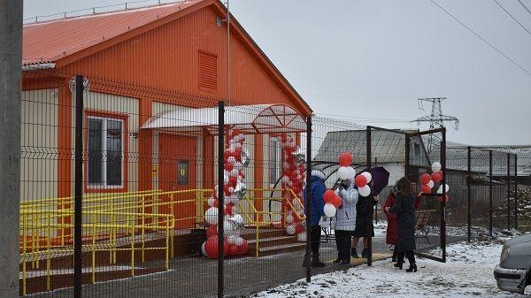 Состоялось торжественное открытие фельдшерско-акушерского пункта в селе Рысаково