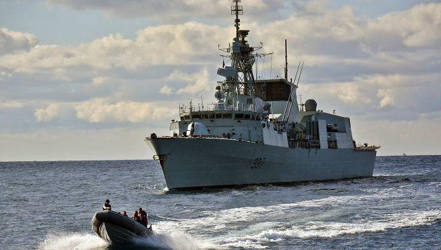 В России заметили чрезмерную активность НАТО у берегов Черного моря