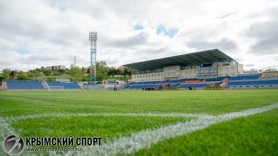В Севастополе собираются реконструировать главный городской стадион
