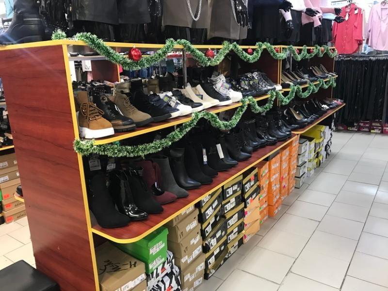 В одном из магазинов Севастополя из-за нарушений арестована крупная партия обуви