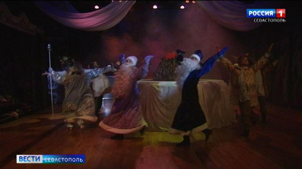 Севастопольский театр танца имени Елизарова покажет сказку «Двенадцать месяцев»