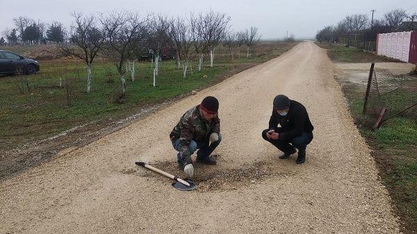 В Джанкойском районе отремонтировано еще 4 дороги местного значения