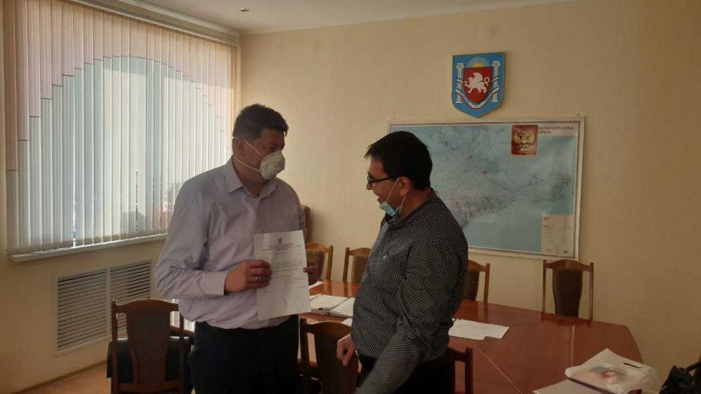 Валерий Иванов награждён медалью МЧС России
