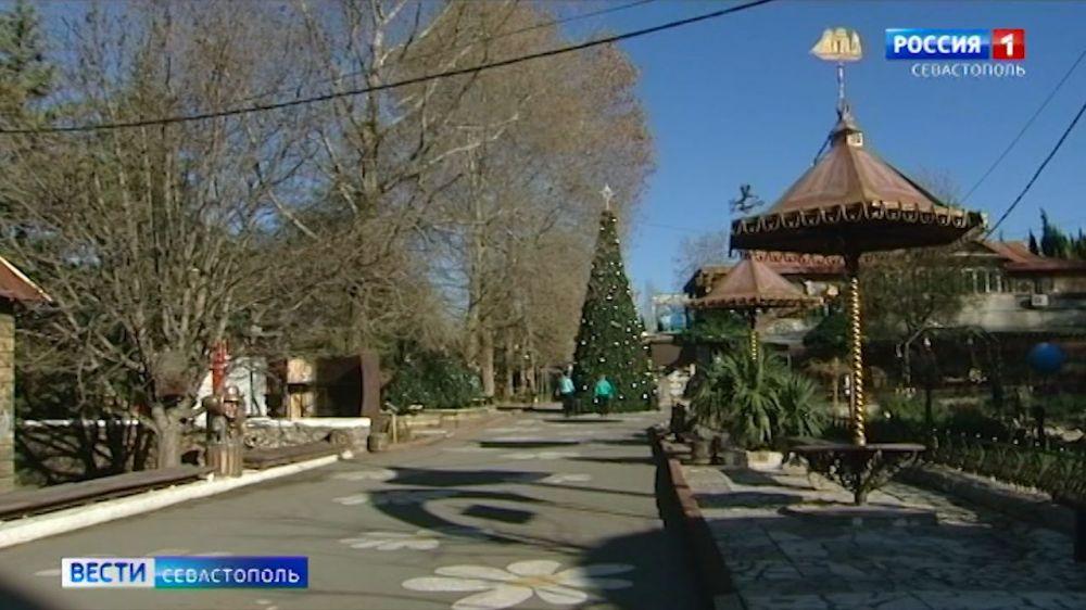 Что и как будет работать в Севастополе в новогодние каникулы