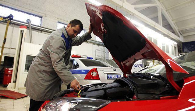 Вас снимают: в России с 1 марта изменится процедура техосмотра авто
