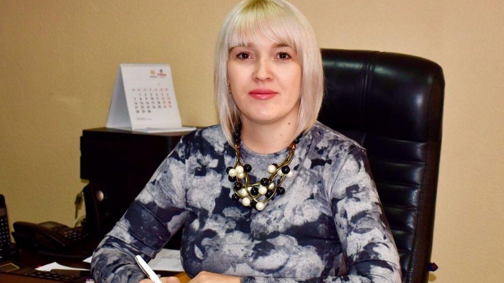 Глава администрации Джанкойского района Инна Федоренко об итогах ушедшего года и планах на будущее