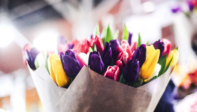 В Симферополе приехавший за тюльпанами мужчина потерял мешок денег