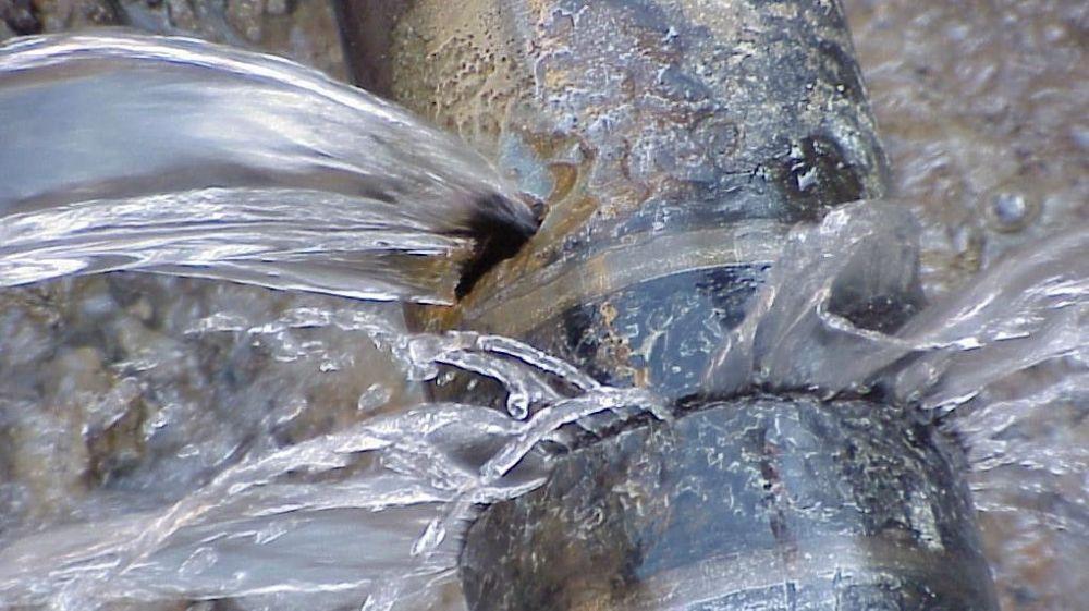 На Рождество в Керчи отключили воду из-за ремонтных работ