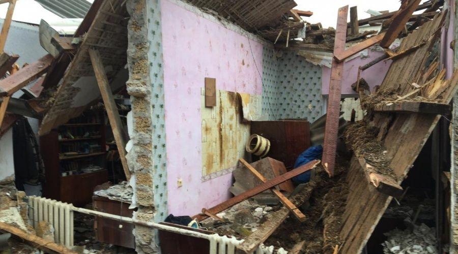 СК и прокуратура выясняют обстоятельства взрыва в Черноморском районе Крыма
