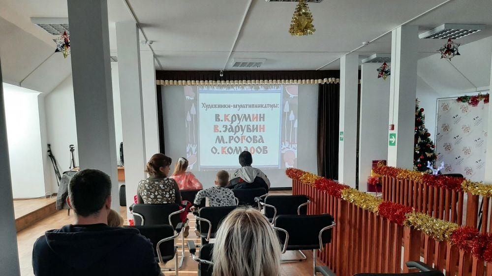 Киноклуб начал работать в Музее-заповеднике «Судакская крепость»