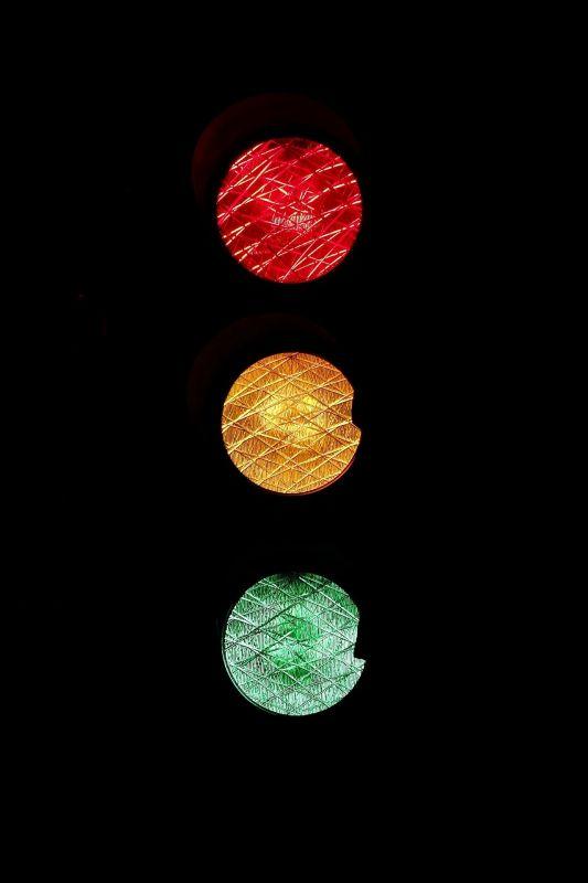 В Симферополе установили новые светофоры на семи перекрёстках