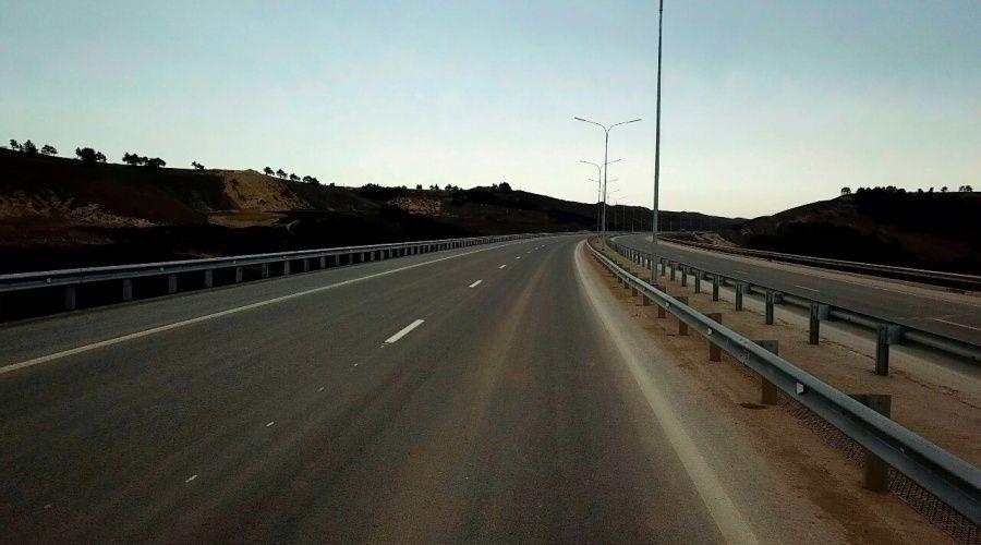 Крым снизил уровень исполнения расходов на дорожное строительство