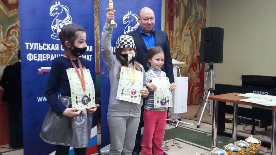 Василиса Семенова из Симферополя стала победителем шахматного Мемориала Алексея Суэтина