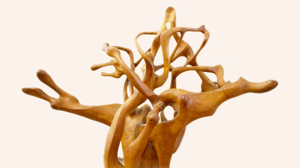 В Симферопольском художественном музее откроется выставка к юбилею крымского скульптора Юрия Сахарова
