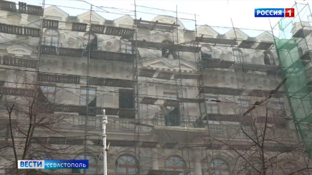 Какие значимые стройки завершились в 2020 году в Севастополе и где работы продолжатся