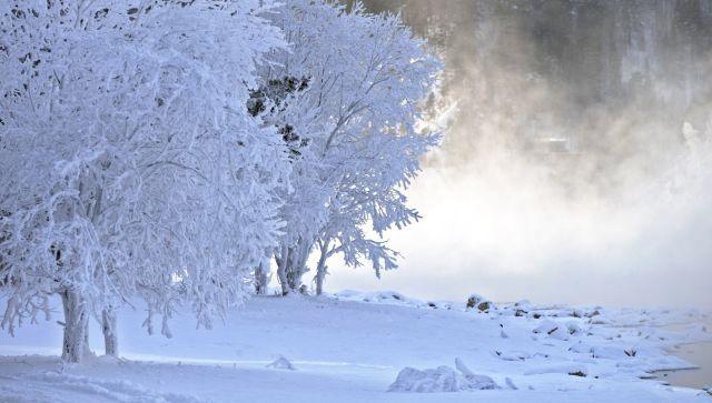 Крымчан предупредили о грядущих морозах на выходные