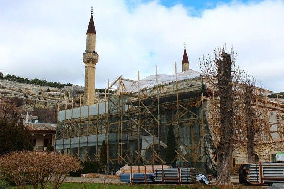 В этом году начнется реставрация еще двух объектов Ханского дворца в Бахчисарае