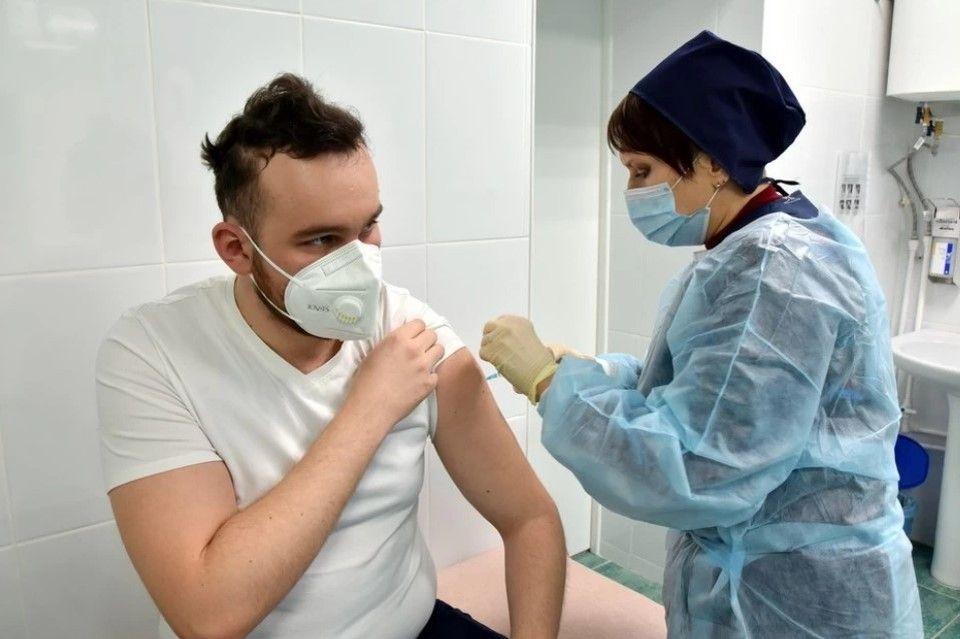 Минздрав Крыма озвучил первые результаты вакцинации от коронавируса