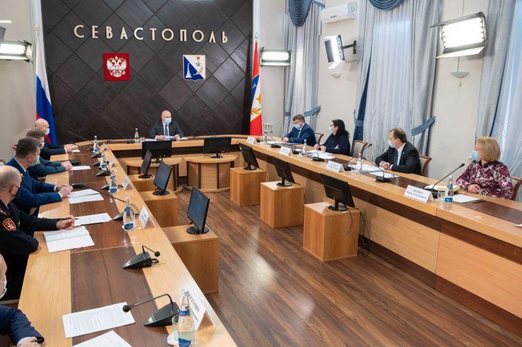 Указ Губернатора города Севастополя от 14.01.2021 № 02-УГ