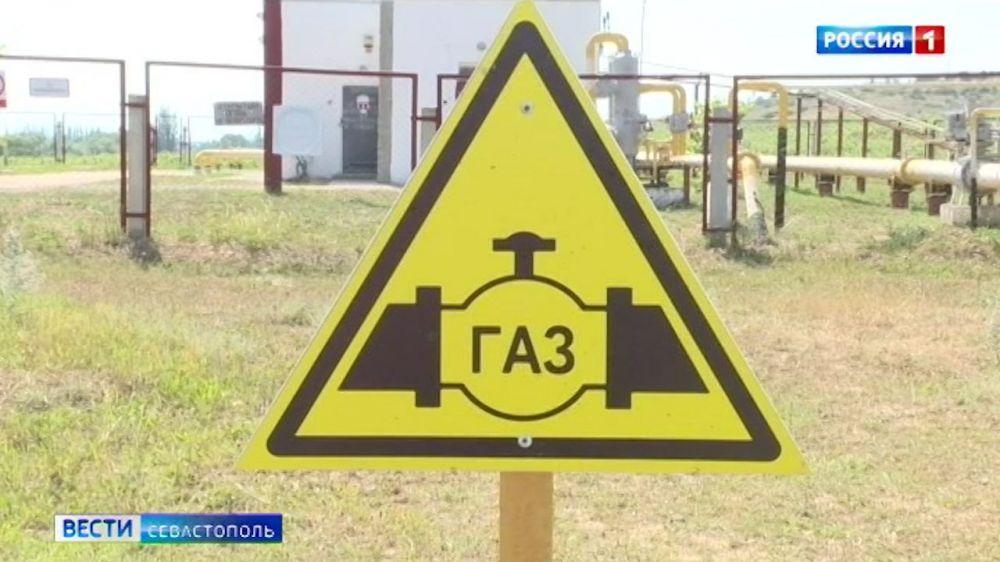Власти Севастополя проверят ход газификации села Фронтовое