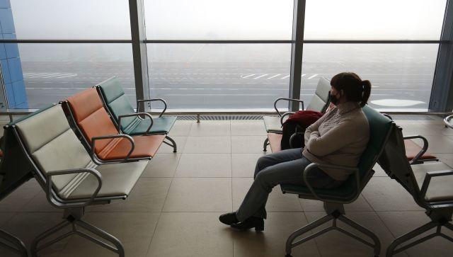 Из-за снежного циклона некоторые рейсы в Крым задержаны