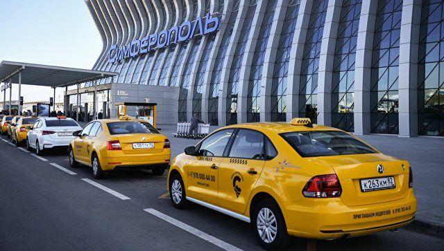 Поднимут ли крымские таксисты цены вслед за материковыми