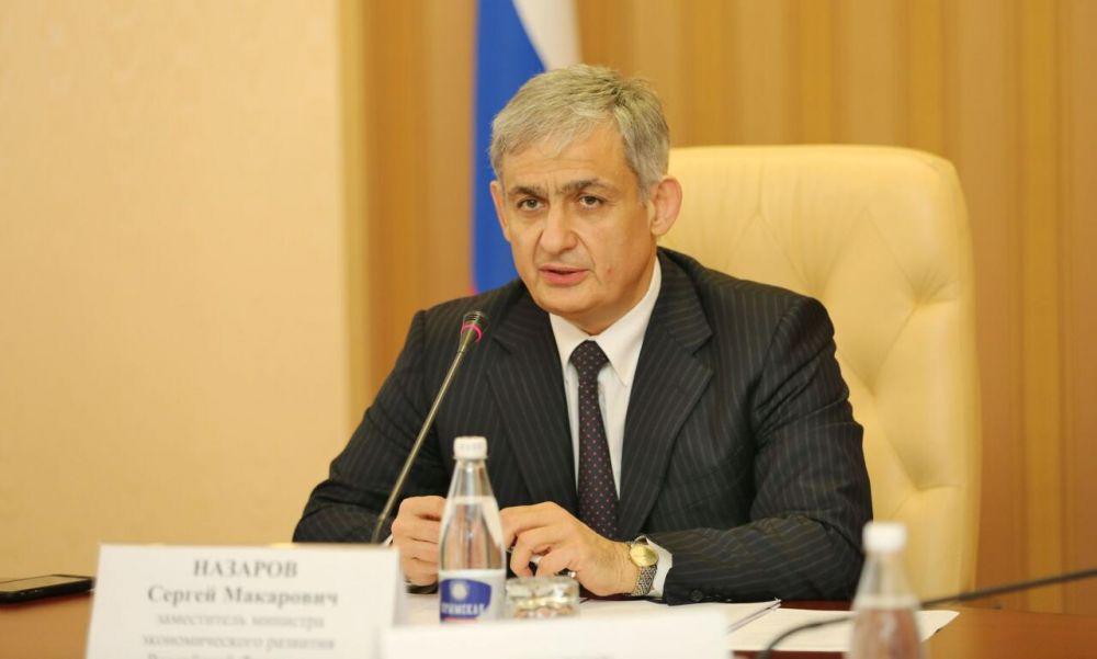 Замминистра экономического развития РФ дал оценку реализации ФЦП в Крыму