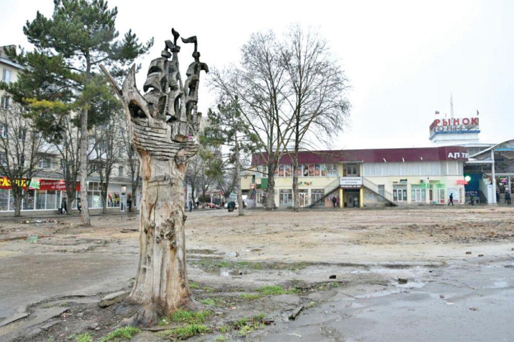 Симферопольцы проголосовали за общественную территорию для первоочередного благоустройства