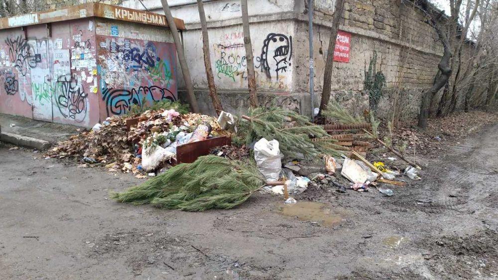 Санитарная очистка города – ежедневная работа