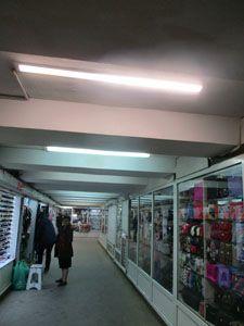 В Симферополе проект по капремонту подземного перехода оценили почти в 3 миллиона рублей