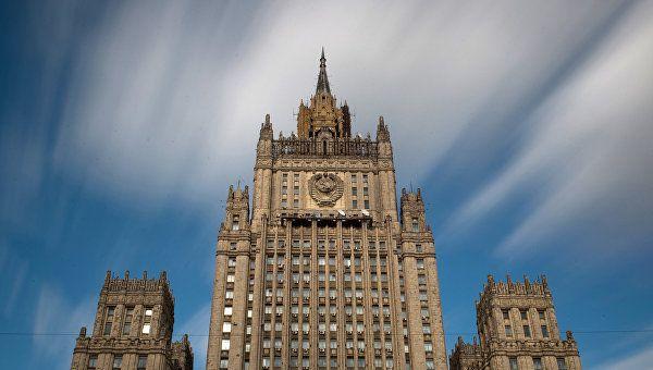 Россия выходит из Договора по открытому небу из-за действий США