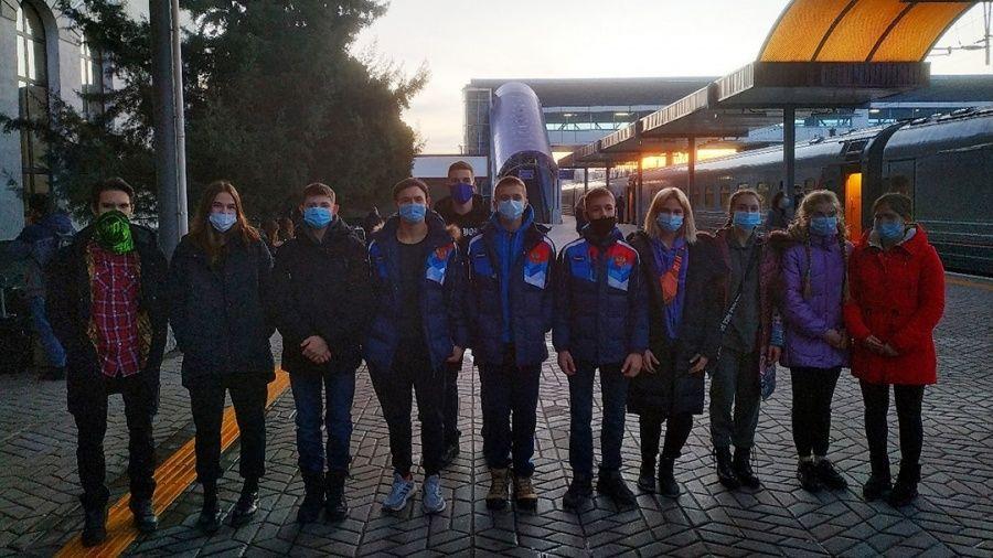 Юные крымские скалолазы приняли участие во всероссийском турнире в Воронеже
