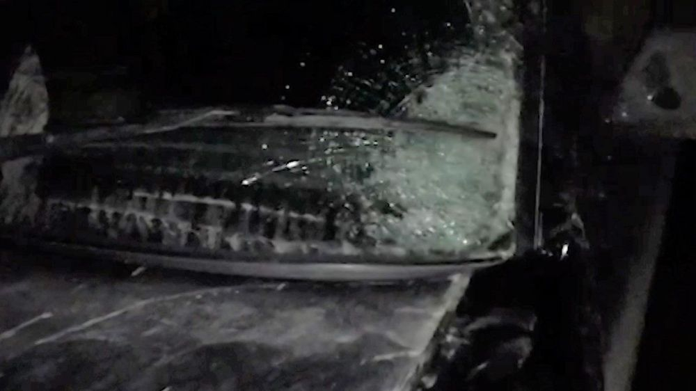 В Симферопольском районе Крыма задержали водителя, который сбил пешехода и скрылся