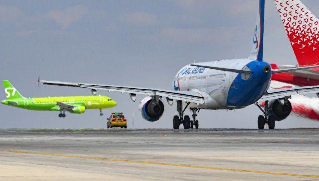 Россия возобновляет международное авиасообщение еще с тремя странами