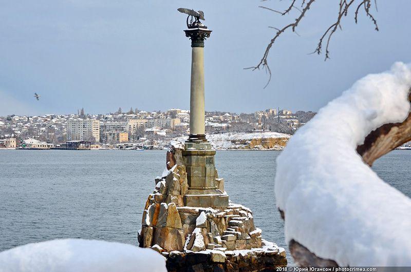 Прогноз погоды на 17 января: в Крыму — снег, Севастополь — ждет
