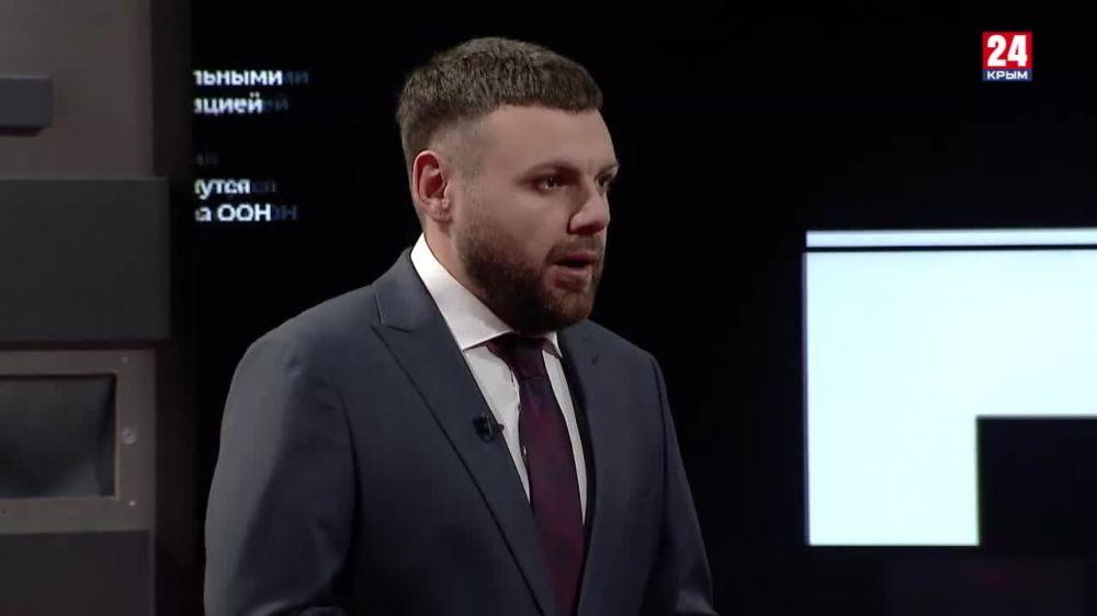 Гость программы «7 дней»- Сергей Олефиренко