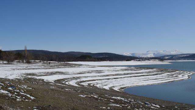 Переломный момент: два водохранилища Крыма получили приток воды