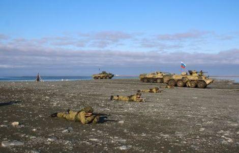 Дополнительные пункты обогрева появились на полигонах ЧФ в Крыму