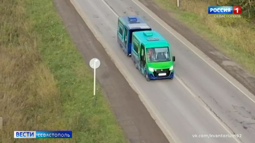 Мобильный «Кванториум» приедет в севастопольские села