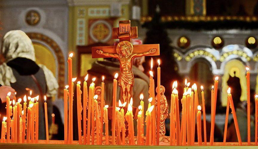 Как в Крыму отметят Крещение Господне
