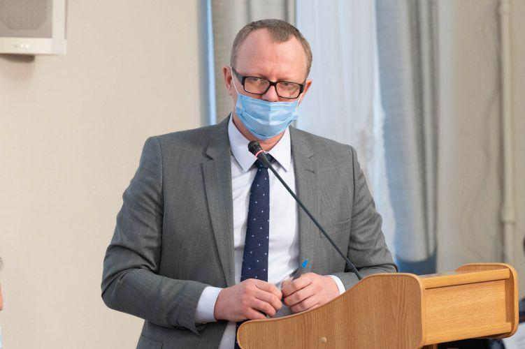 Михаил Развожаев поручил Горхозу решить вопрос с отсутствием электричества на Фиоленте