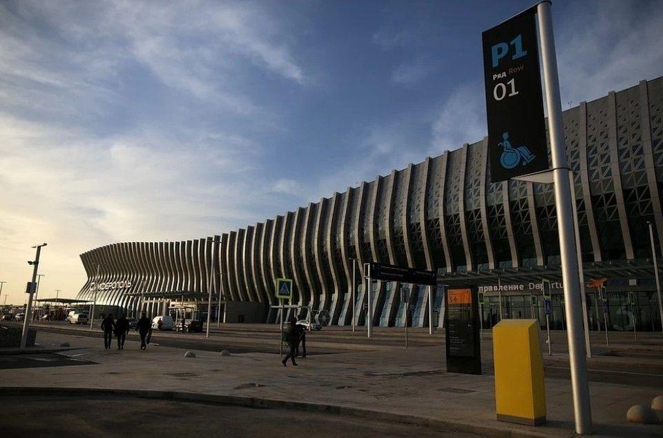 В 2020 году аэропорт Симферополь обслужил полмиллиона пассажиров