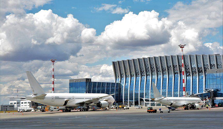 Аэропорт Симферополь обслужил за год 4,6 млн пассажиров