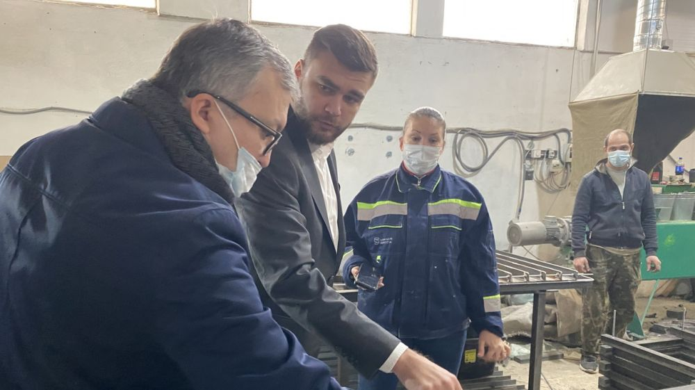 Александр Трянов: Переформатирование подходов к работе Крымского ФРП позволит вывести на новый уровень взаимодействие с инвесторами