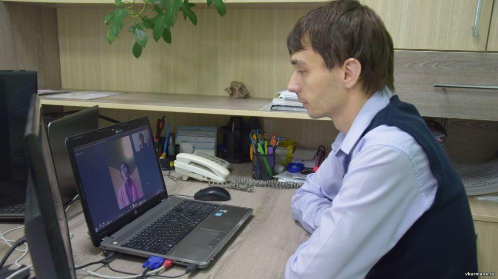 Личный прием граждан посредством видеосвязи