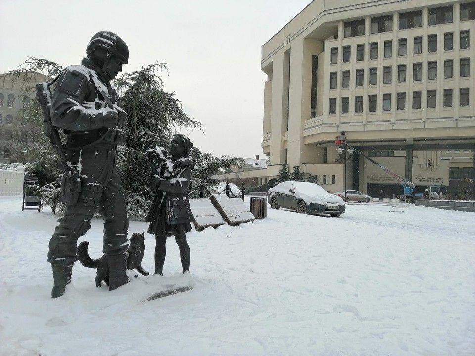 Погода в Крыму на 18 января: снег, гололедица и мороз днем до - 7°