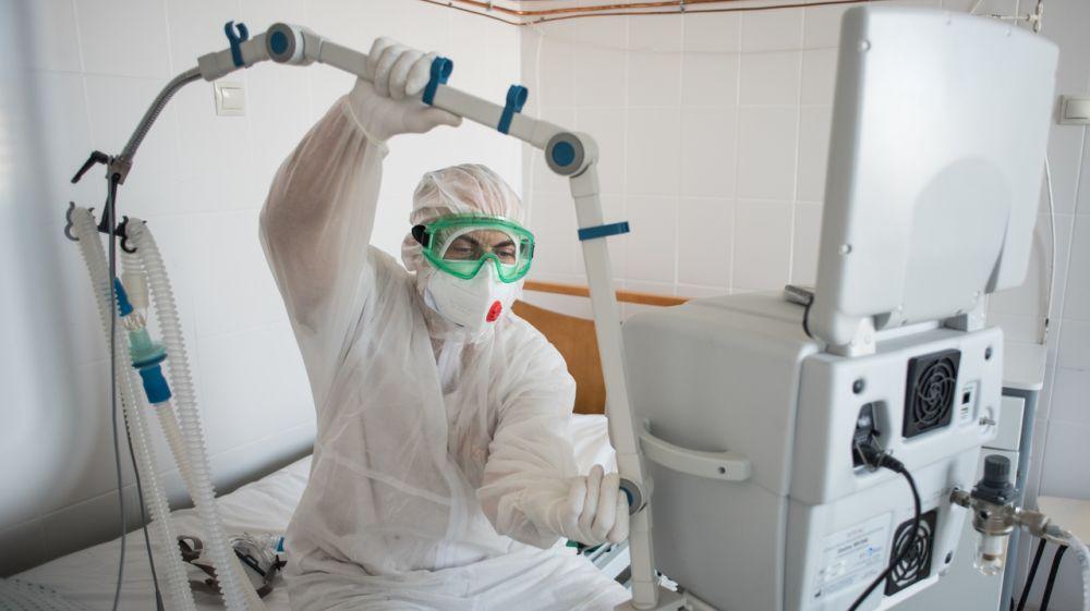Сергей Аксёнов заявил о регистрации в Крыму 253 новых случаев коронавирусной инфекции