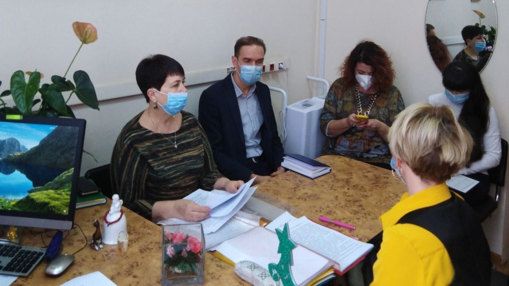 В Министерстве культуры Крыма начался цикл рабочих совещаний с руководителями структурных подразделений в сфере культуры администраций муниципалитетов республики