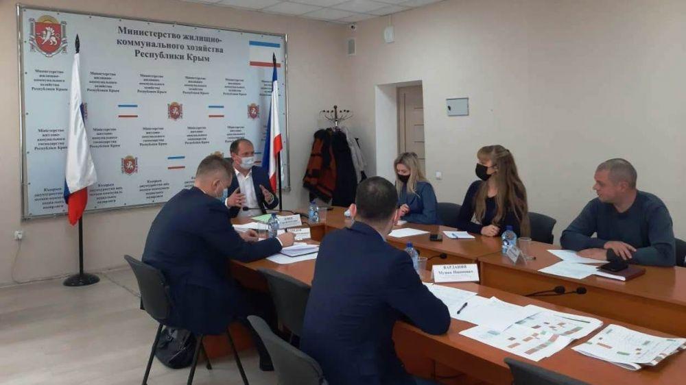 Сергей Донец: В рамках мероприятий по благоустройству территорий необходимо выстраивать коммуникации